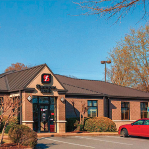 Simmons Bank Branch Sells for $2 Million